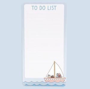 NWT Pusheen Box To Do List Magnetic Notepad 🐱🌊